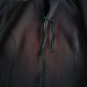 ANDREW MARC HOODED JACKET
